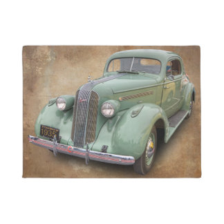 1935 VINTAGE CAR DOORMAT