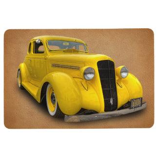 1935 VINTAGE CAR FLOOR MAT