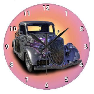 1935 VINTAGE PICKUP LARGE CLOCK