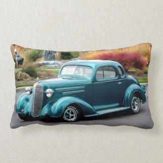 1936 Chevy Hot Rod Coupe Chevrolet Classic Car Lumbar Cushion