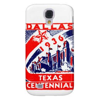 1936 Dallas Texas Centennial Galaxy S4 Cover