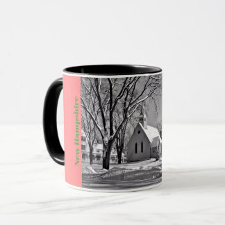 1936 Winter in New Hampshire Mug