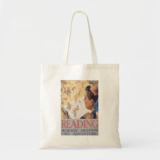1937 Children's Book Week Tote Bag
