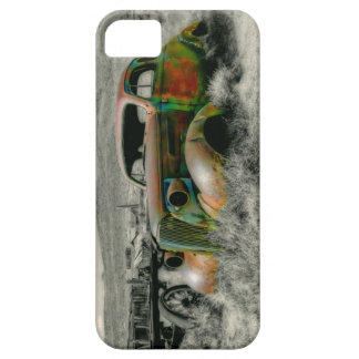 1937 Master Coupe wreck iPhone 5 Cover