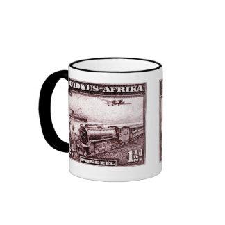 1937 South West Africa Mug