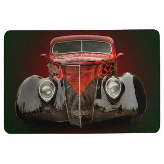 1937 VINTAGE CAR FLOOR MAT