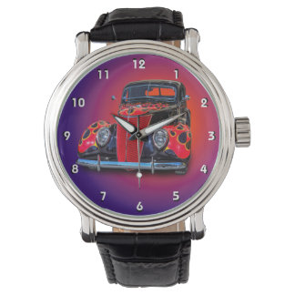 1937 VINTAGE CAR WATCH
