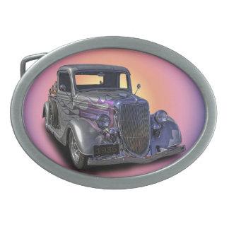 1937 VINTAGE PICKUP BELT BUCKLE