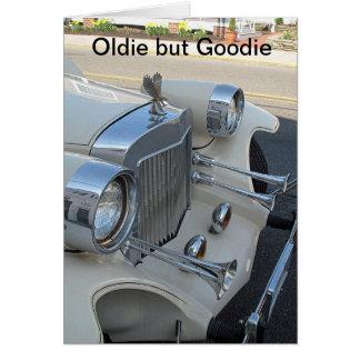 1938 Duesenberg Oldie but Goodie Card