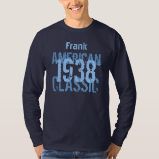 1938 or ANY YEAR American Classic 75th Birthday T-Shirt