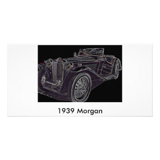 1939, 1939 Morgan Personalized Photo Card