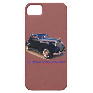 1939 CHEVROLET MASTER 85 2 DOOR COUPE iPhone 5 COVER