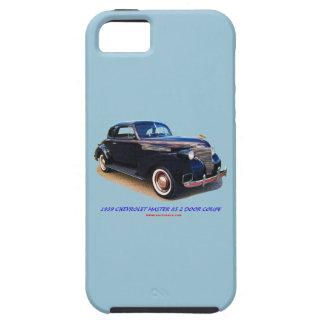 1939 CHEVROLET MASTER 85 2 DOOR COUPE TOUGH iPhone 5 CASE