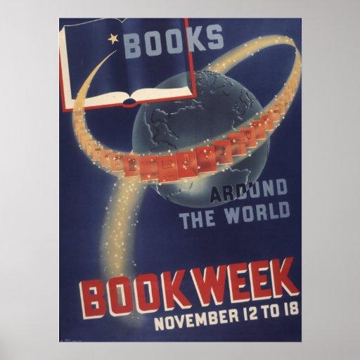 1939 Children's Book Week Poster