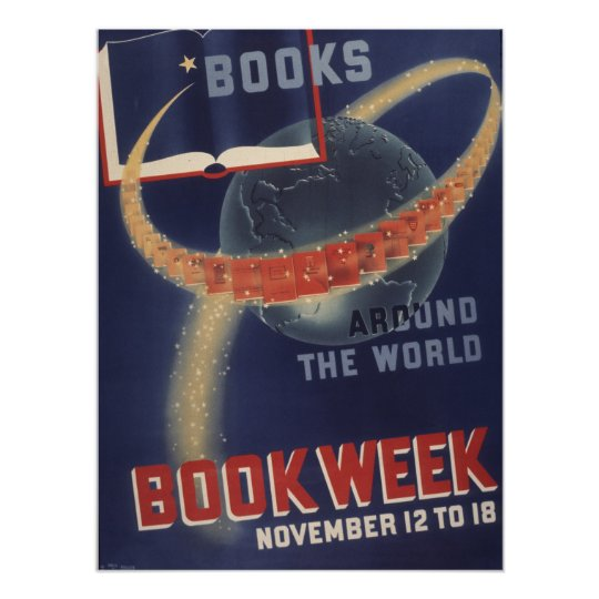 1939 Children's Book Week Poster