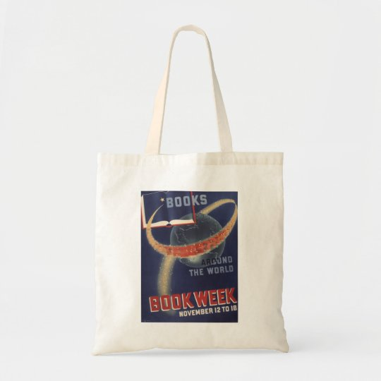 1939 Children's Book Week Tote Bag