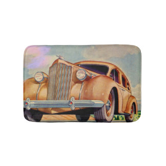 1939 Packard Super 8 Bath Mat