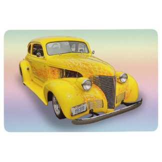 1939 VINTAGE CAR FLOOR MAT