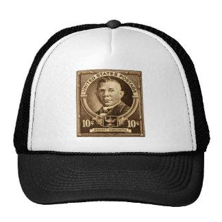1940 Booker T. Washington Stamp Cap