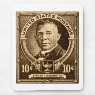 1940 Booker T. Washington Stamp Mouse Pad