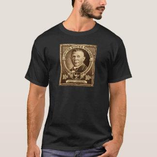 1940 Booker T. Washington Stamp T-Shirt