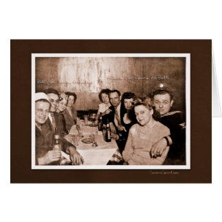 1940s Bar CousinsCount Card