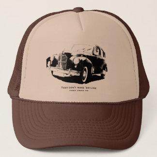 1940's Car Hat