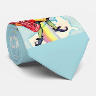 1940s Clark's chewing gum elf Tie