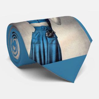 1940s fashion photo midriff style tie