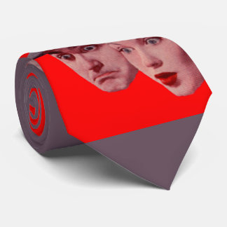 1940s Sherman and Marsha are SURPRISED Tie