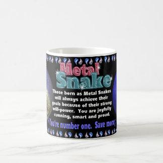 1941, 2001 Metal Snake of chinese zodiac Coffee Mug