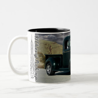 1941 Chevy Chevrolet Hot Rod Pick Up Truck Mug