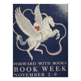 1941 Children's Book Week Poster