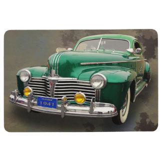 1941 VINTAGE CAR FLOOR MAT