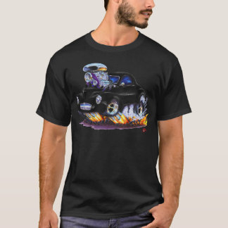 1941 Willys Black Car T-Shirt