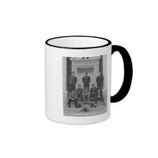 1945 Fencing Team Ringer Mug