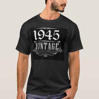 1945 Vintage Style Birthday T-Shirt