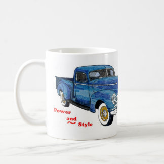 1946-47 Hudson Truck Mug