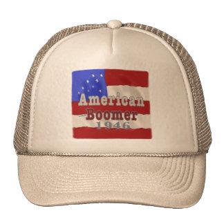 1946 Birthday Baby Boomer Hats