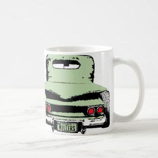 1946 Chevy Pickup Rat Rod RCR Basic White Mug