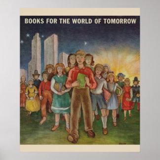 1947 Children's Book Week Poster