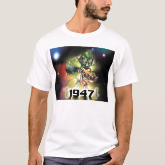 1947 triple alien T-Shirt