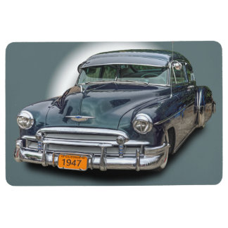 1947 VINTAGE CAR FLOOR MAT