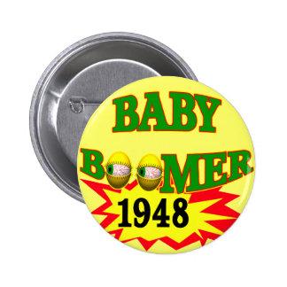 1948 Baby Boomer Pin
