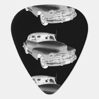 1948 Chevrolet Fleetmaster Antique Car Art Guitar Pick