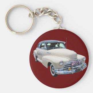 1948 Chevrolet Fleetmaster Antique Car Key Ring