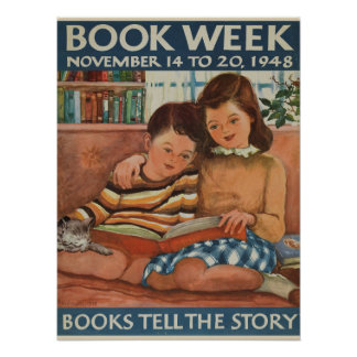1948 Children's Book Week Poster
