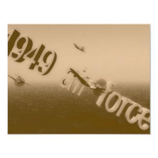 1949 11 CM X 14 CM INVITATION CARD