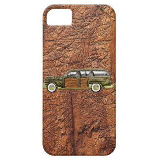 1949 Chrysler Town & Country Station Wagon Barely There iPhone 5 Case