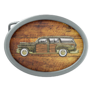 1949 Chrysler Town & Country Station Wagon Belt Buckle
